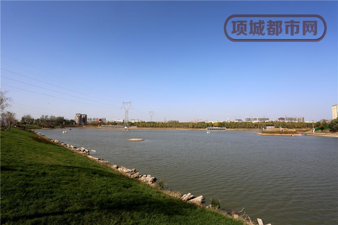 张伯驹公园